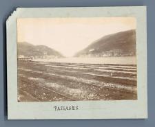 Espagne, Passages Vintage print.  Tirage citrate  6x9  Circa 1900