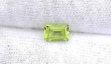 6x4 6mm x 4mm Emerald Natural San Carlos Arizona Peridot Gemstone Gem Stone 2910