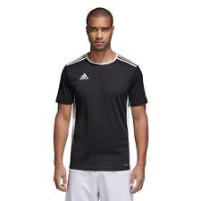 Da Manica Abbiglimento A Adidas Sportivo Uomo Acquisti Nera Corta 6YaaqROnw