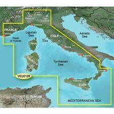 Garmin  VEU012R Bluechart G2  Vision - Italia Occidentale