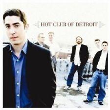 Hot Club of Detroit - Hot Club of Detroit [New CD]
