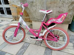 """Dino Bikes Unicorn 16"""" Bicicletta per Bambina - Rosa (164R-UN)"""