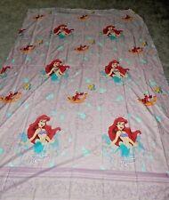 Disney Special Edition Little Mermaid Twin Sheet Flat flounder & sebastion