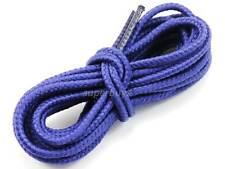 "Purple 90cm Long Hiking Trekking Shoe Work Boot Laces Trek Hike 36"" To 3 Eyelets"