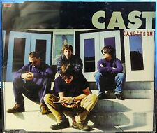 Cast - Sandstorm (4 Track CD Single, 1996, Polydor Ltd., UK)