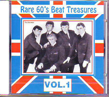 Surtout-Rare 60's Beat Treasures Volume 1 CD