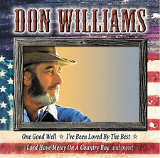 "DON WILLIAMS, CD ""ALL AMERICAN COUNTRY"" NEW SEALED"