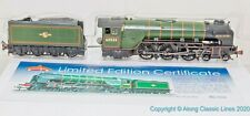 Bachmann 20-2009, OO Gauge,Peppercorn A2 Class 4-6-2 Loco 60532 'Blue Peter' L/E