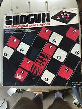 SHOGUN by LAKESIDE'S, EXCITING DIGITAL BOARD GAME
