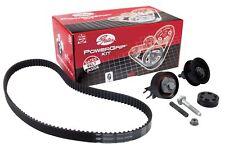 Gates Powergrip Timing Belt Kit Mazda MX5 - 1.8 - 98-02 (K015273XS)
