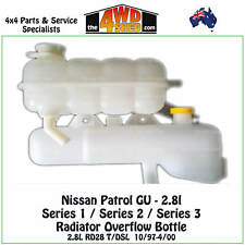 Radiator Overflow Bottle fit Nissan Patrol GU Y61 2.8l TURBO DIESEL Series 1 2 3