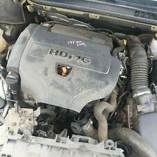 PEUGEOT 508 ENGINE BARE , 2.0L TURBO DIESEL , DW10CTED4 , 07/11-12/17, 175126KM
