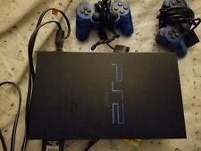 Playstation 2 console with 16 games, 4 controllers, & 32 MB memory stick