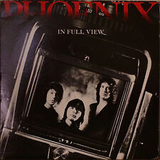 PHOENIX: In Full View-NM1979LP WHITE LABEL PROMO ROD ARGENT