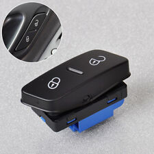 OEM Left Driver Side Central Door Locking Switch Button for VW Golf Jetta Tiguan