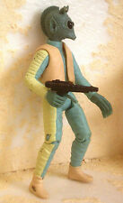 Star Wars:  Greedo Power Of The Force  1999