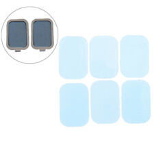 3 pairs dedicated gel pads for trainer abdominal muscle stimulator exerciser LY