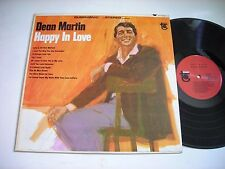 Dean Martin Happy in Love 1966 Duophonic LP VG++