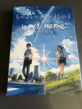 Your Name (Dvd, 2017) Kimi No Na No Wa Makoto Shinkai Movie Eng Sub and Dub!