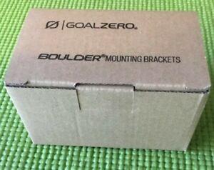 Goal Zero Boulder Mounting Brackets For Goal Zero Boulder Solar Panels # 44050