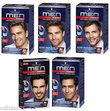 Schwarzkopf - MEN PERFECT Anti Grey Hair Gentle Colour Gel