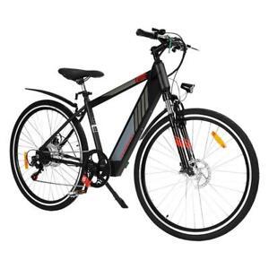 "Phoenix 27"" Electric Bike Mountain Bicycle eBike e-Bike City Lithium Battery"