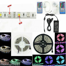 SUPERNIGHT 300Leds 5050SMD RGBW/RGBWW LED Strip Light or Remote or Power Supply