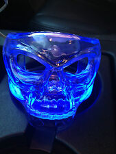 Neon Skull  Drink Holder clip on A/C vents fits Dodge cars