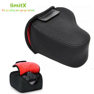 Camera Sleeve Case for Canon EOS 4000D 3000D 2000D 1500D 1300D with 18-55mm lens