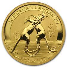 2010 Australia 1 oz Gold Kangaroo BU - SKU #54827