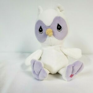 Precious Moments Tender Tails Hoot the Owl Limited Edition Plush  1998