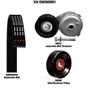 Serpentine Belt Drive Component Kit   Dayco   D60950K1