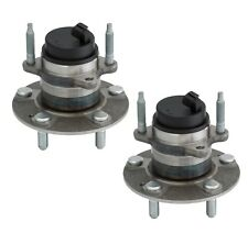Pair Set of 2 Rear Moog Wheel Bearing & Hub Assemblies Kit for Kia Forte Koup