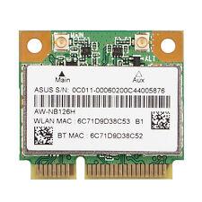 AR5B225 WiFi 300Mbps Bluetooth 4.0 Half Mini PCI-e Card 802.11abgn For Laptop