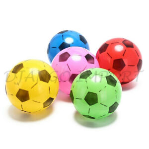 FOOTBALL BALL KIDS OUTDOOR TOY GARDEN GAME POCKET MONEY TOY FLAT UN-INFLATABLE