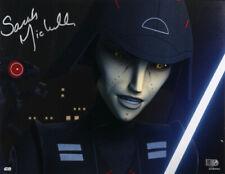 Sarah Michelle Gellar Signed Star Wars 11x14 Photo Framed Topps Coa 7th Sister