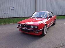 BMW E 30 Cabrio 320 i  / 6  Zylinder / Top Fahrzeug