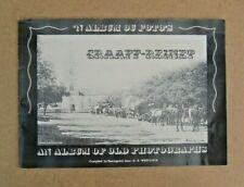 'Graaff - Reinet: An Album Of Old Photographs' - E. S. Whitlock - South Africa.
