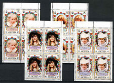 Anguillan Postage Thematic Postal Stamps