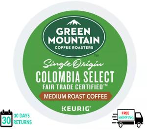 Green Mountain Single Origin Colombia Select Keurig Coffee K-cups