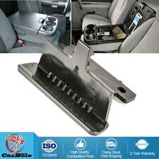 Black For 2007-2013 CHEVROLET SUBURBAN Center Console Armrest Lid Latch Lock GMC