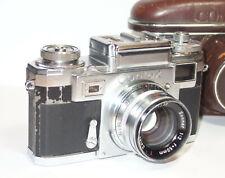 35mm Fotoapparat Sucher-Kamera Zeiss Ikon Contax IIIa RF-camera Sonnar 2/50 1956