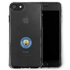 Manchester City FC /Man City Official Crested Iphone 7 / 8 Tpu Phone Case Cover
