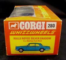 ** CORGI #280 ROLLS ROYCE MULLINER PARK WARD BOXED **
