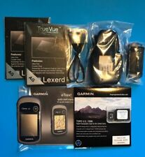 New listing Garmin eTrex 30 Bundle Handheld Gps