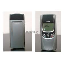 Nokia 8850 Unlocked Original Silver 2G GSM 900/1800 Java Slide Mobile Phone