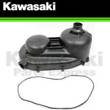 NEW 2001 - 2012 GENUINE KAWASAKI MULE 3000 3010 3020 4000 4010 BELT COVER & SEAL