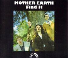 MOTHER EARTH: Find It ~Acid Jazz MCD, 3 tracks