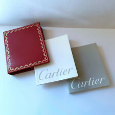 Cartier Watch Instruction Booklet/Guarantee Tank Must & Must 21 Models Vintage