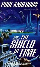 Book, PB The Shield of Time: a novel of the time patrol! Poul Anderson SciFi